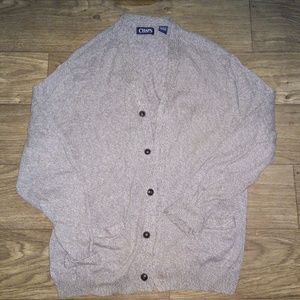 Other - Mens grey cardigan